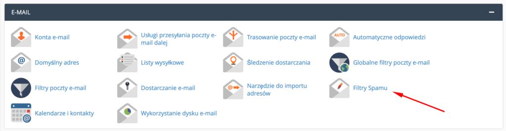 SpamAssassin – konfiguracja w cPanel