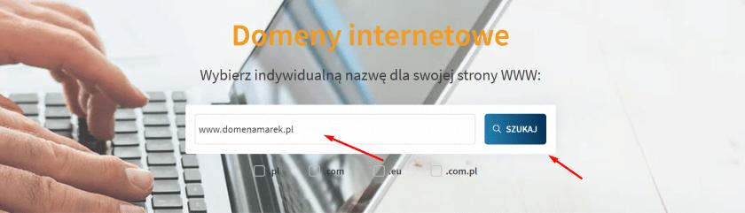 Jak zarejestrować domenę?
