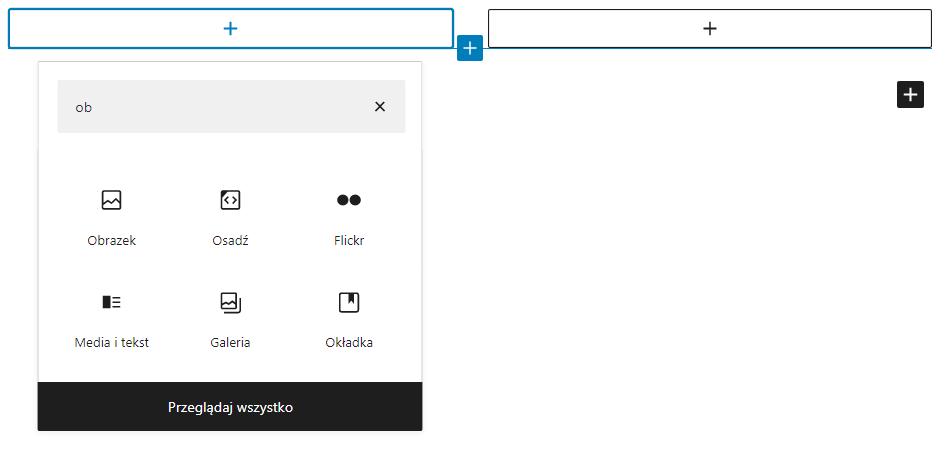 Dodawanie obrazu obok tekstu we wpisie w WordPress