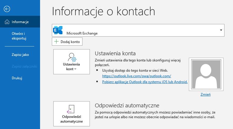Jak dodać automatyczne odpowiedzi w programie Outlook?